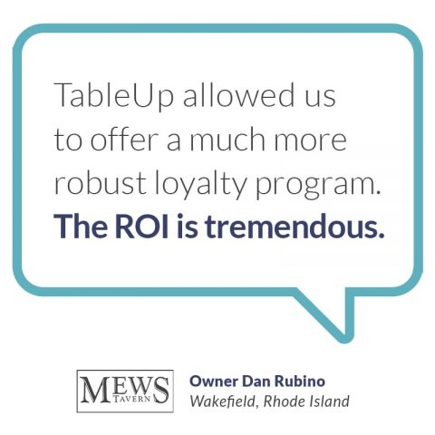 Increasing Guest Retention at Mews Tavern